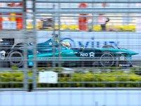 电动方程式赛事Formula E香港首战,中国力量浮出水面