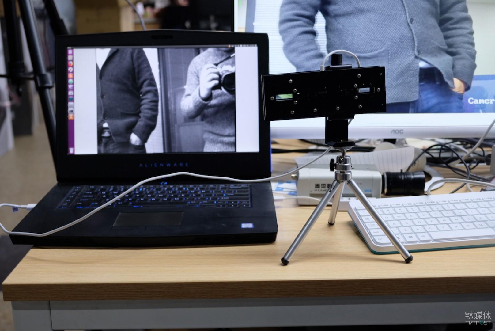 用于无人机避障的视觉系统