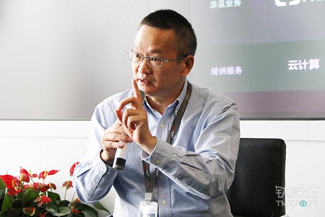 斑马网络CEO 施雪松