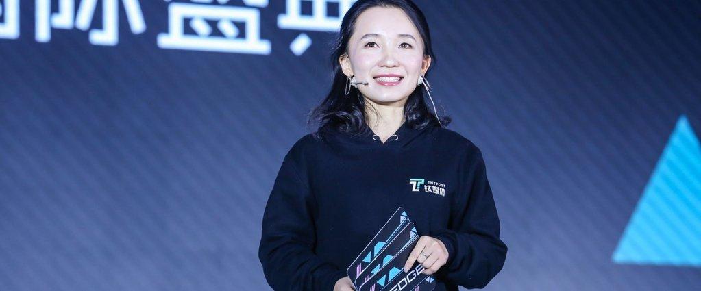 """赵何娟:钛媒体五年,我最大的收获是""""渺小""""和""""敬畏"""""""