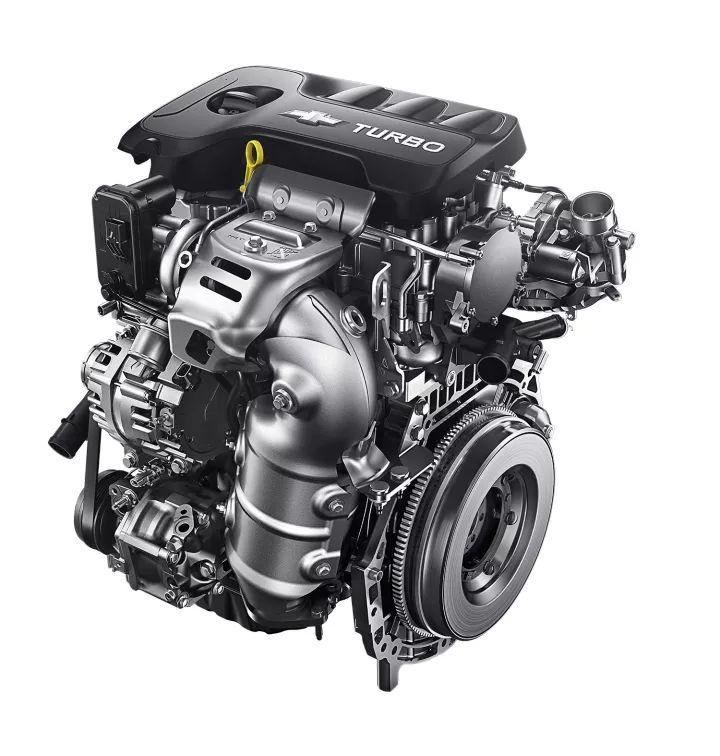 全新一代Ecotec 1.0T双喷射涡轮增压发动机