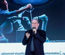 More Health创始人Robert Warren:信任AI在医疗领域发挥的作用 | 2017T-EDGE