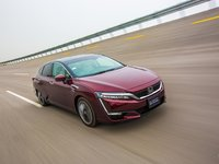 试驾Honda首款氢燃料电池汽车Clarity,氢能源交通走进生活