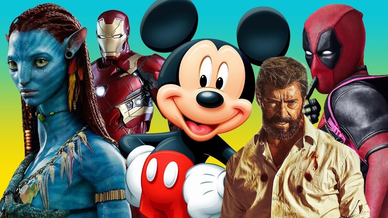 收購福克斯,迪士尼向矽谷正式宣戰
