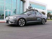 百度前员工的自动驾驶项目Pony.ai获1.12亿美元融资 | 钛快讯