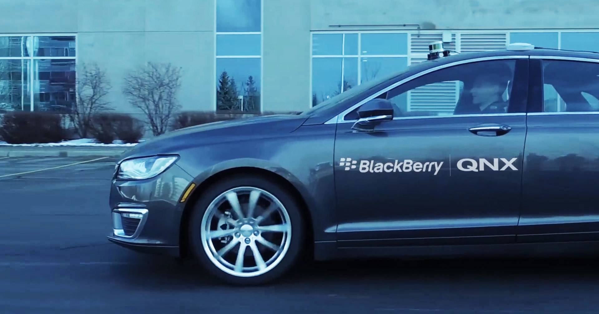 Blackberry overweight smart car business: push network security products Jarvis, seven minutes to verify security code | titanium alerts