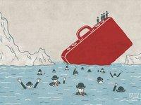 无人货架失业员工:在风口上被抛下
