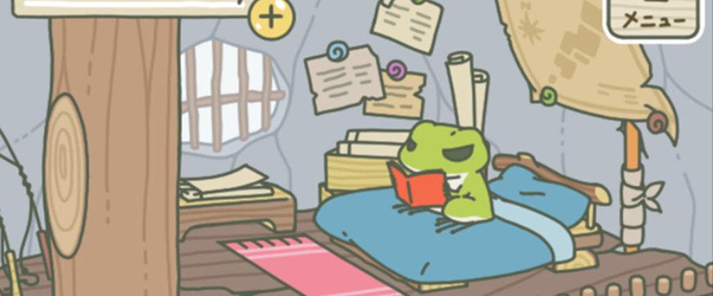一只小青蛙背后的女性手游市场有多大?