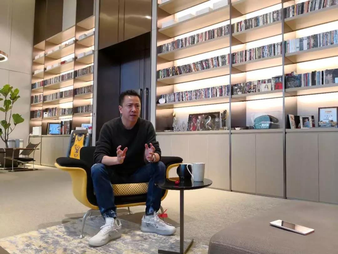 豐收的王中磊:2017年就像過山車,所幸市場回歸成熟了
