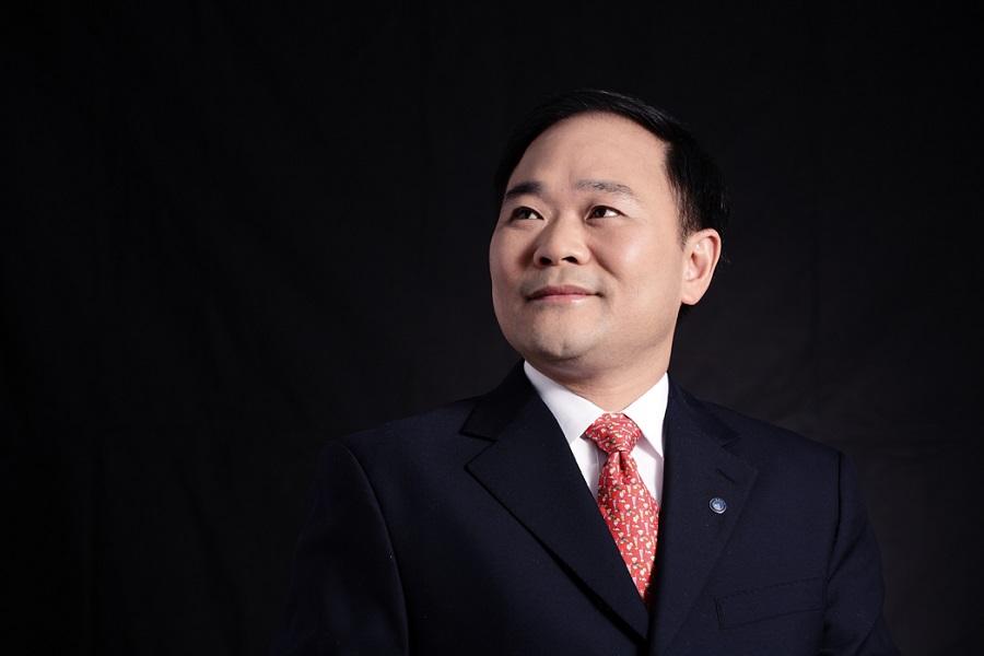 吉利董事长 李书福