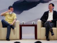 中国首富十年变局:地产大佬退隐,二马时代当道