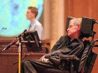 霍金是如何靠轮椅实现发音写作自由的?