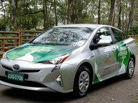 丰田研发了一台复合燃料实验车,将在巴西进行路测试验