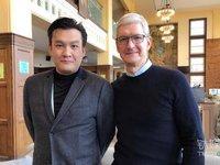 专访库克:苹果如何凭iPad夺回教育市???