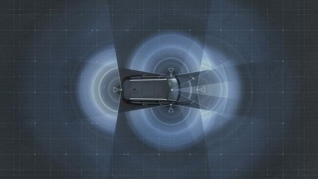 无人驾驶的激光雷达探测