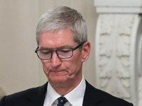 两大供应商预测手机需求疲软,苹果市值蒸发639亿美元 | 4月25日坏消息榜