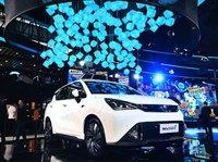 广汽新能源携GE3、GS4 PHEV、iSpace概念车,首次亮相北京国际车展