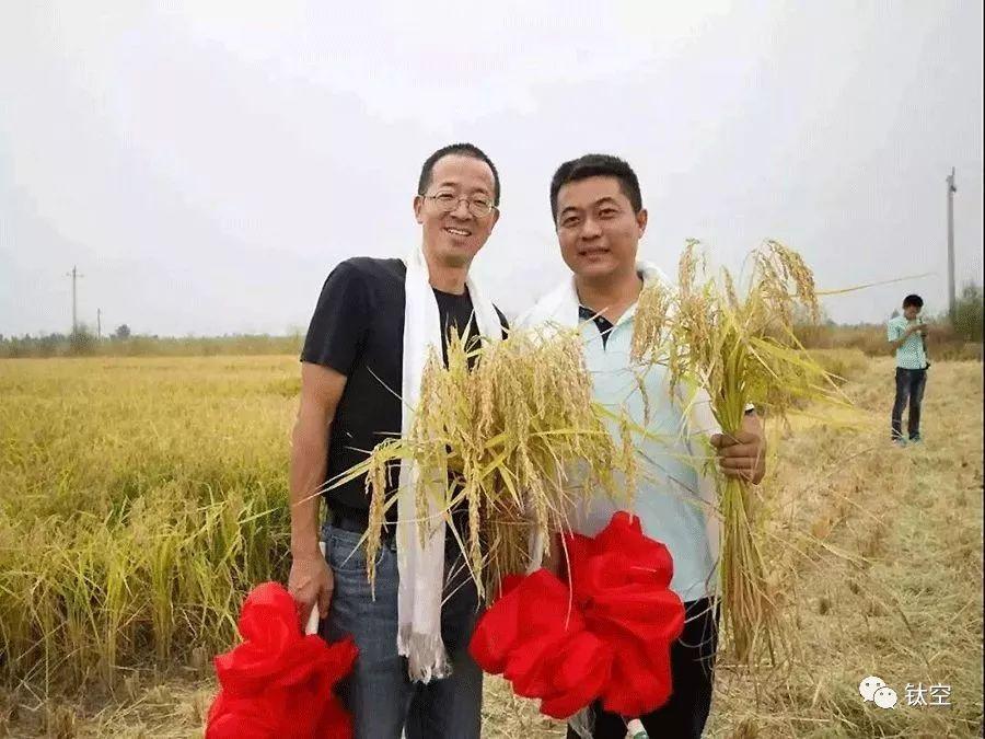 他放弃千万收入与俞敏洪承包一片沙漠,竟然还想种出米?| 生活方式