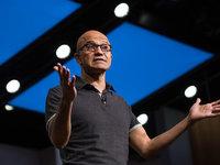 美媒专访纳德拉:微软公司正在朝着正确的方向前进