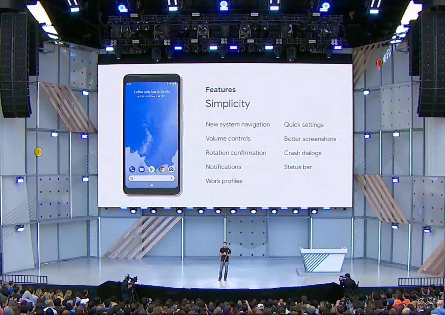 Android P-精简的方面