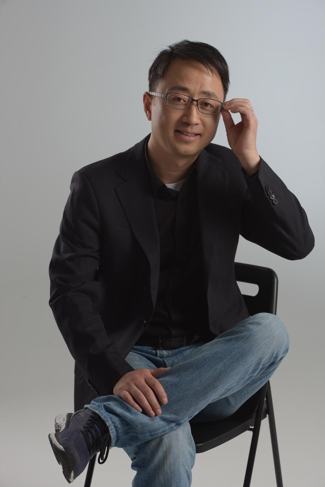 黑鲨科技联合创始人、高级副总裁罗语周