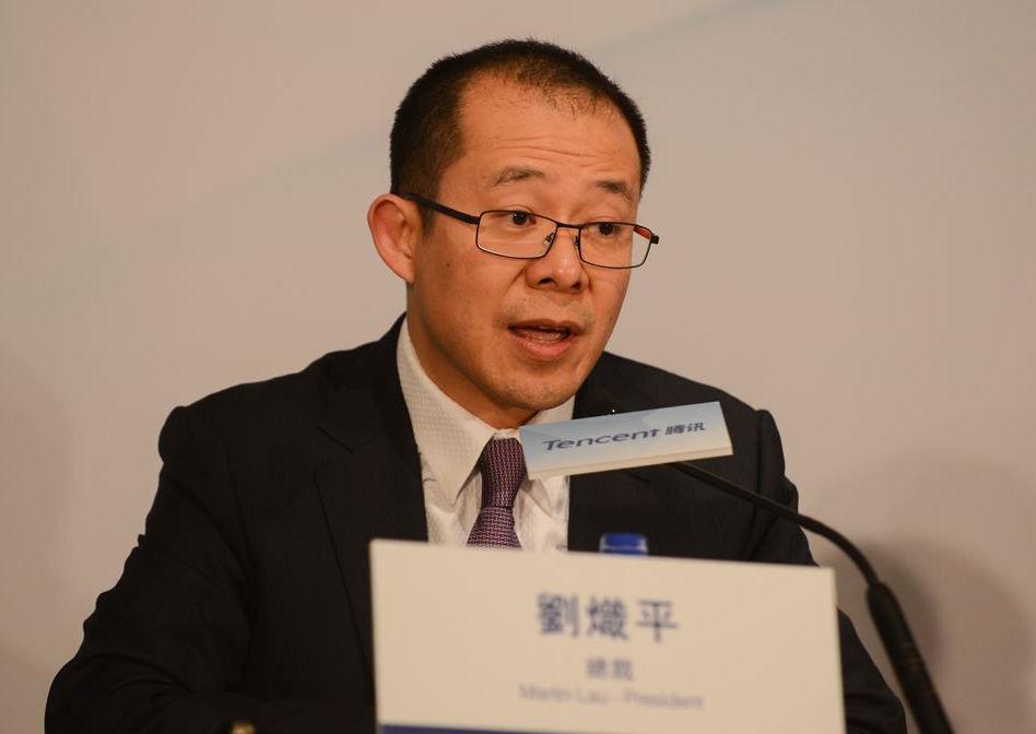 騰訊總裁劉熾平:沒有考慮小程序商業變現,而是不斷強化微信生態系統