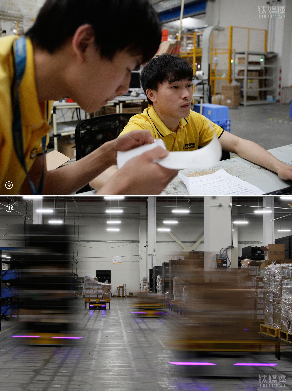 科技资讯之我和我的机器人同事