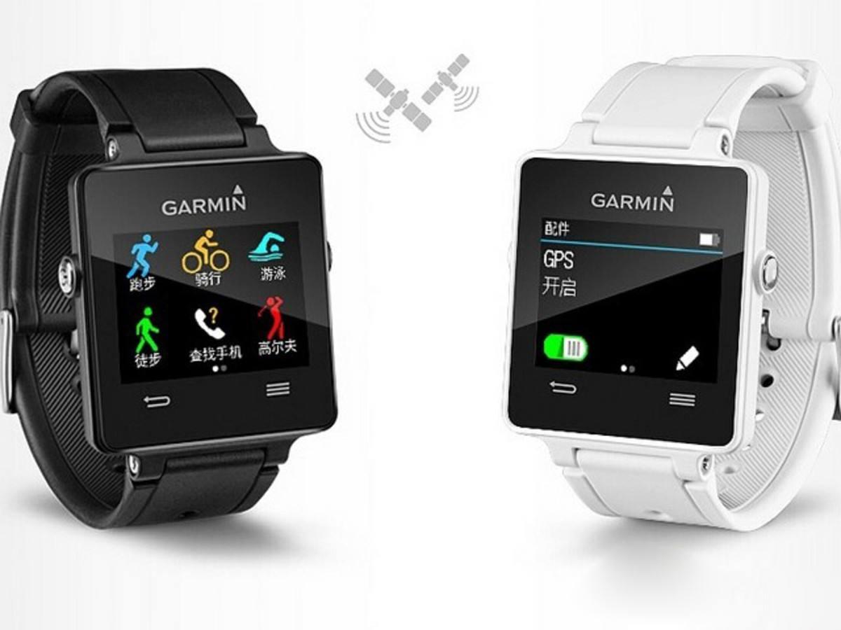 佳明vivoactive智能手表