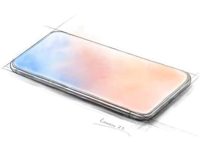联想新Z5手机