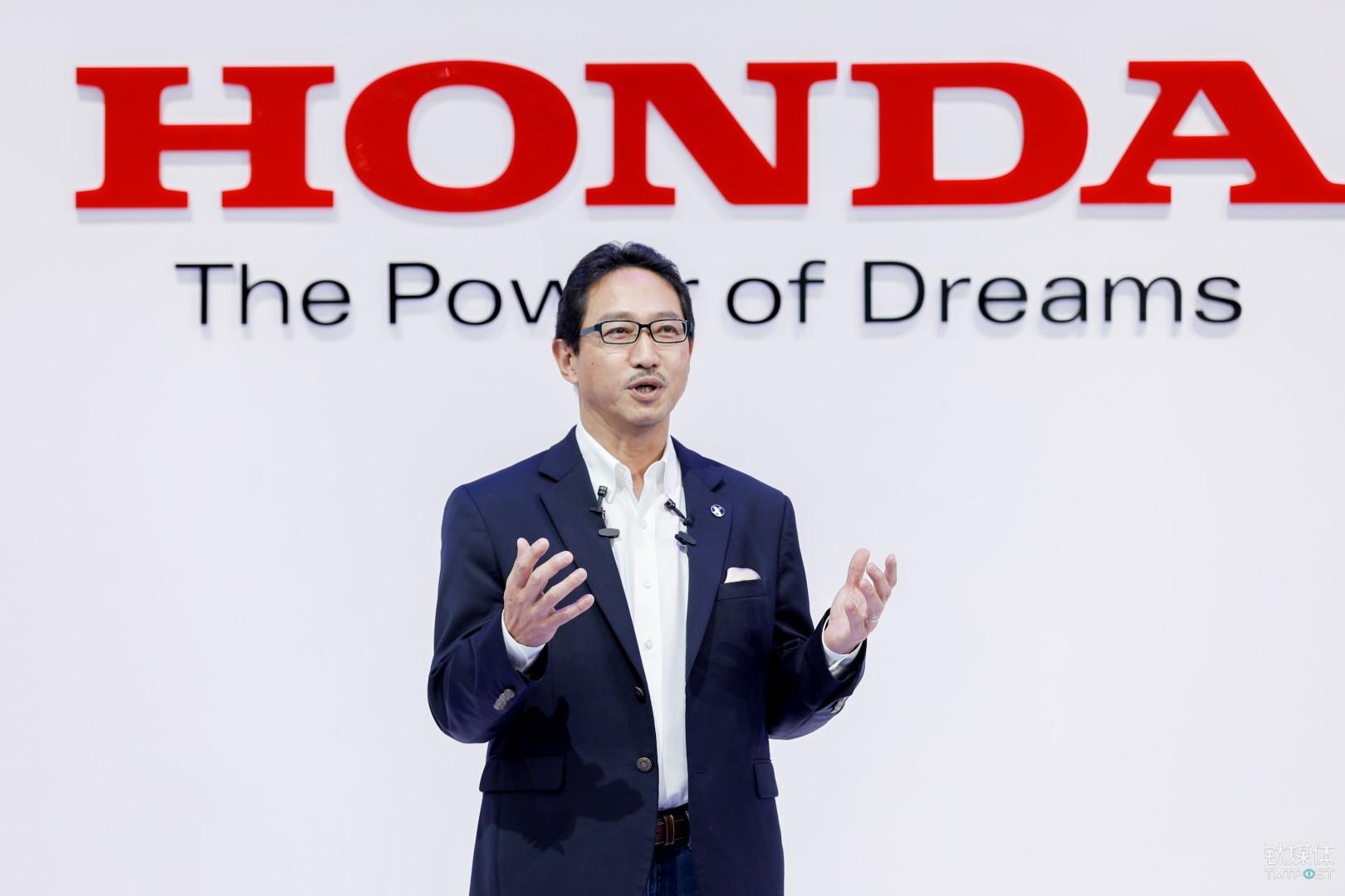 Nick Sugimoto,Honda R&D Innovations首席执行官
