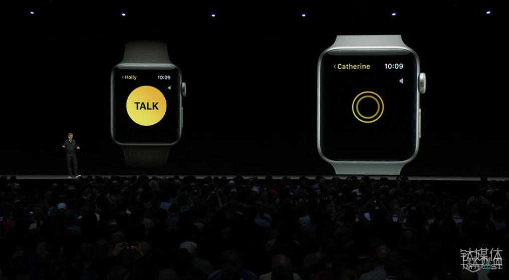 苹果牌儿童手表,了解一下?