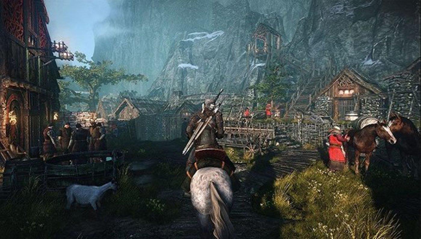 《巫师3》图片来源:CD  Projekt