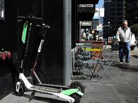 中国共享单车到最后决赛,而硅谷的共享滑板车大战刚兴起