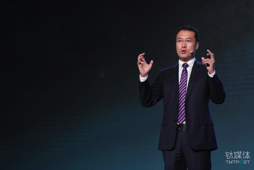 华为消费者业务手机产品线总裁何刚先生演讲