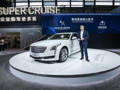 联合高德地图,凯迪拉克Super Cruise超级智能驾驶系统中国首发