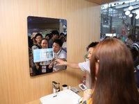 苏宁黑科技智能魔镜亮相,它只是苏宁智能家居平台的一环