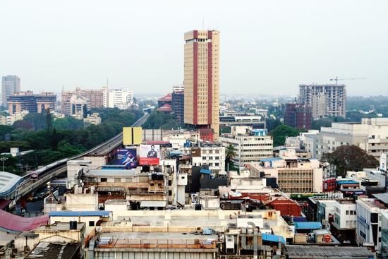 班加罗尔的中央商务区
