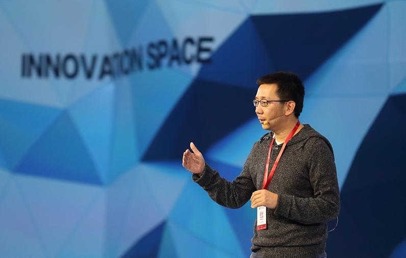 峰瑞资本创始人李丰。图片来源:视觉中国