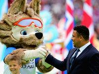 """世界杯吉祥物""""狼仔""""难产,俄罗斯想到了淘宝"""