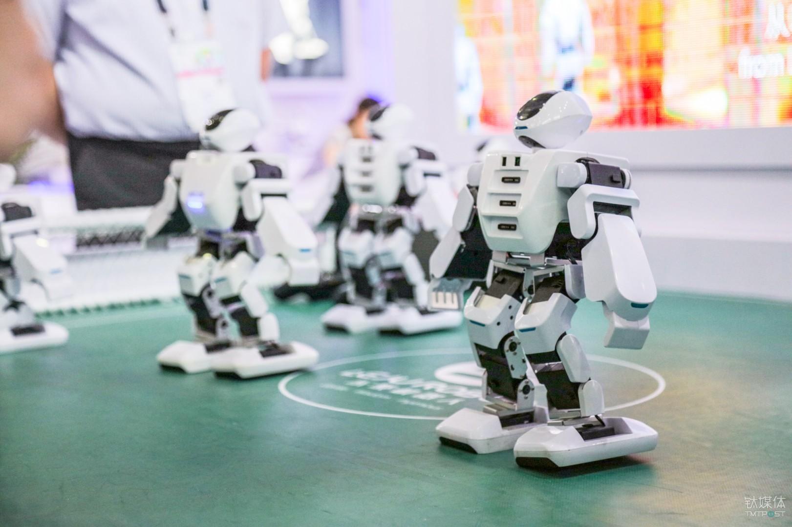 Aelos教育版机器人