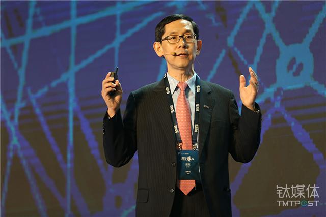 SAS大中华区CEO 吴辅世