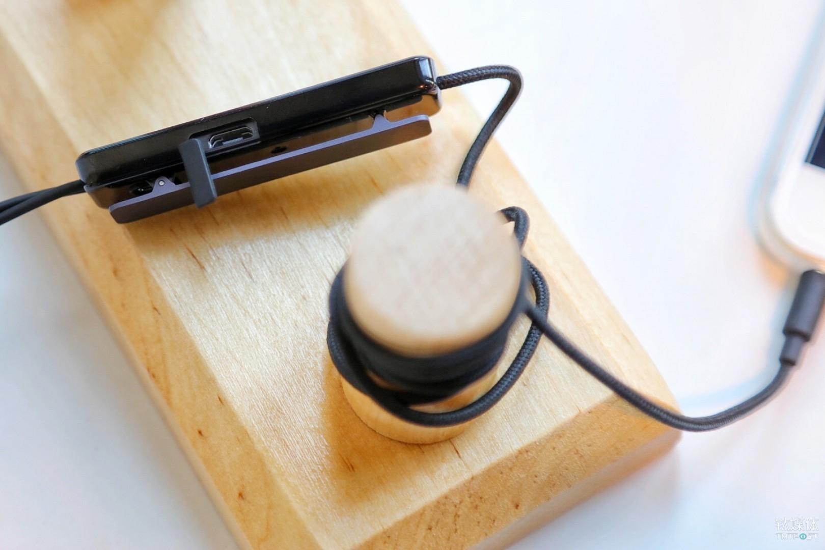 Micro USB充电接口