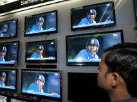 中国品牌冲击印度电视市场,三星将降价作为防守手段