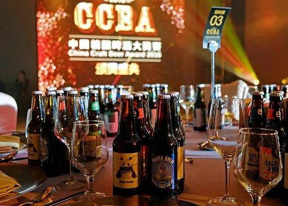 中国精酿啤酒也在萌芽阶段