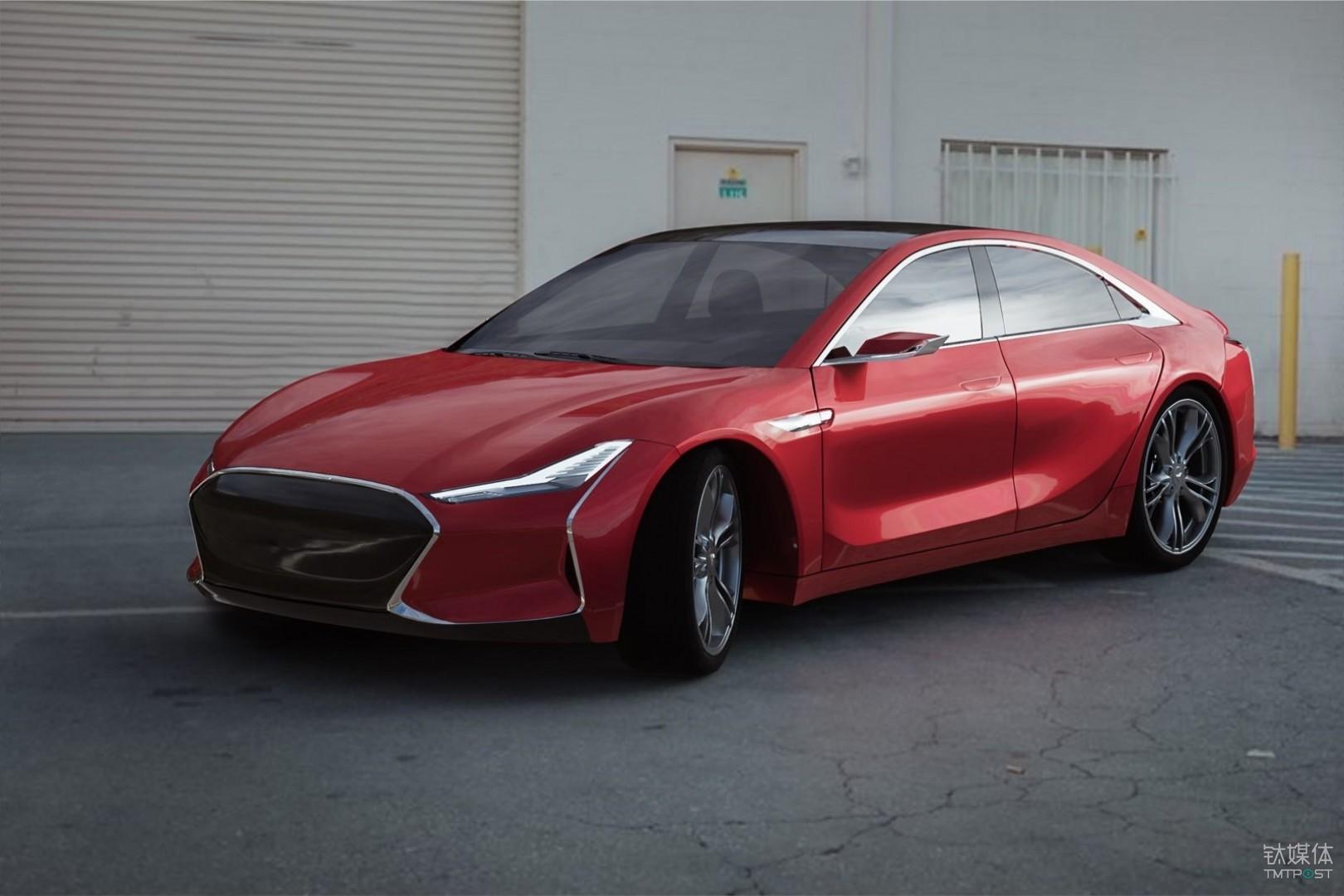 2015年7月发布的游侠X概念车