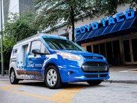 福特自动驾驶汽车在迈阿密推出外卖送餐服务   钛快讯