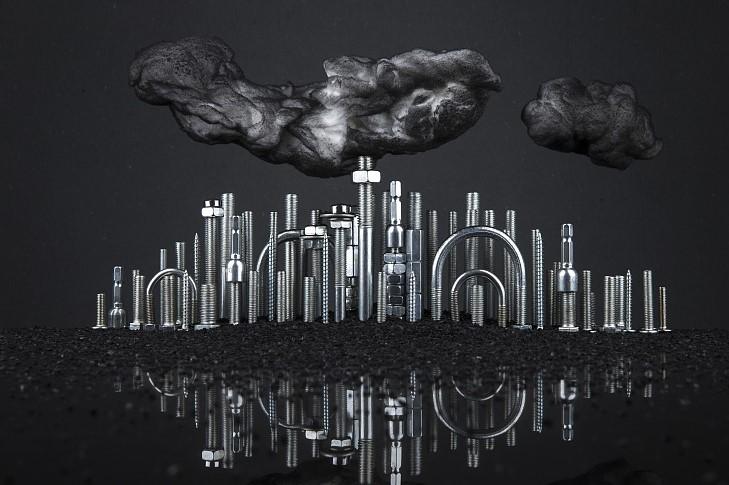 """让能源生产""""上线"""",华能集团在不经意间实现了工业智能化。题图来源@视觉中国"""