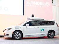 谷歌旗下Waymo将购置62000辆MPV,用于部署自动驾驶出租车
