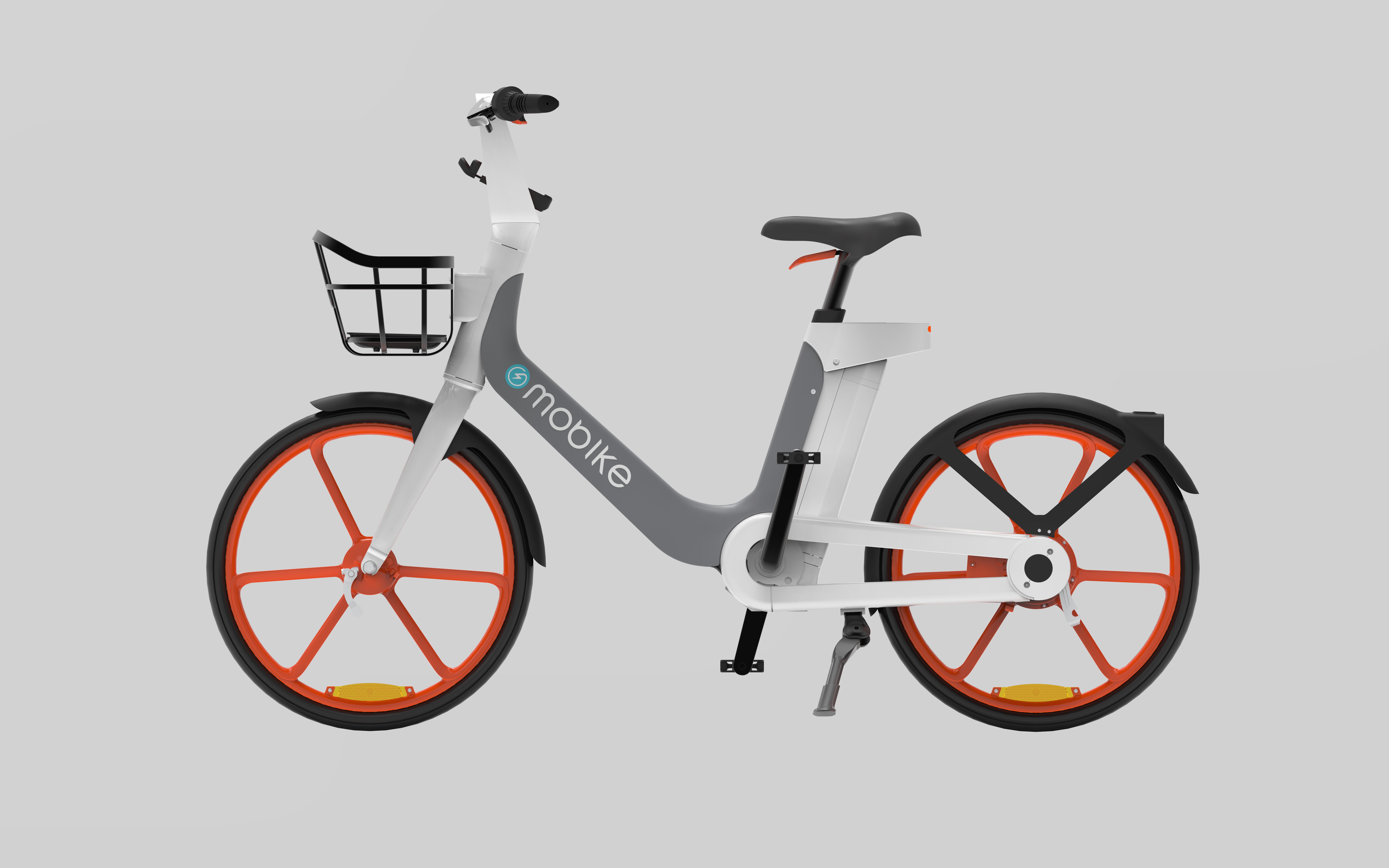 摩拜发布新产品助力车