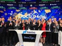 电签独角兽DocuSign市值最高突破百亿美元,中国电子签约的春天来了吗?